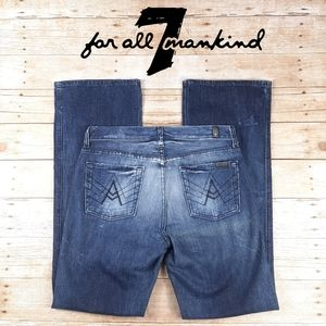 7FAMK 'A' Pocket Boot Men's 30
